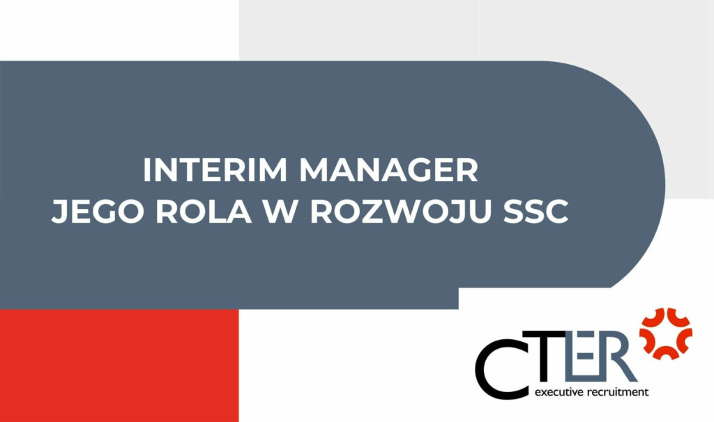 interim manager rozwoj ssc