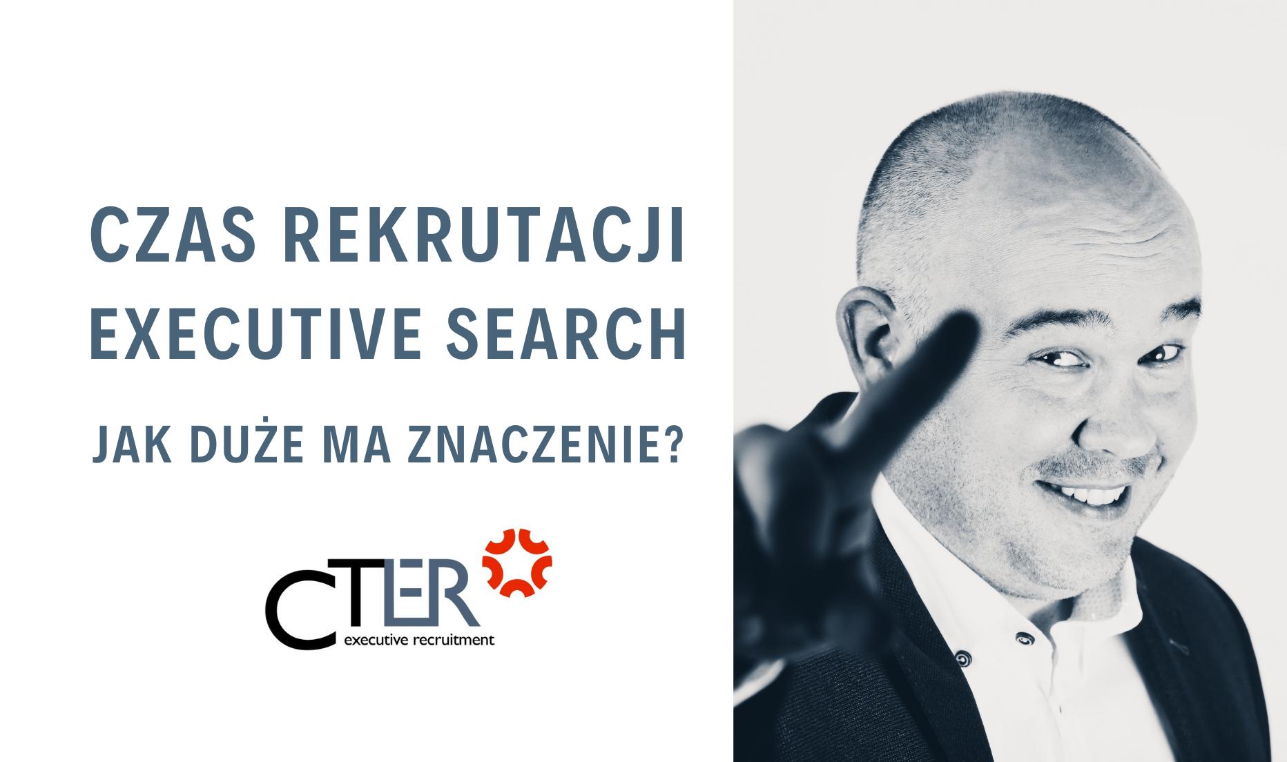 executive search ile trwa