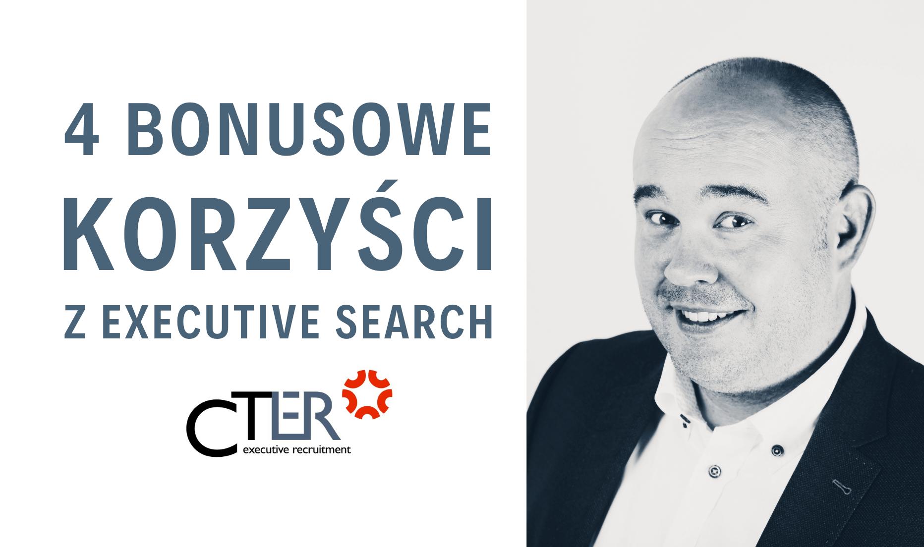 executive search korzysci