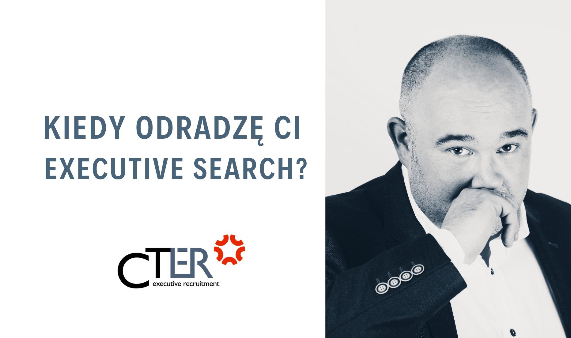 executive search kiedy nie warto