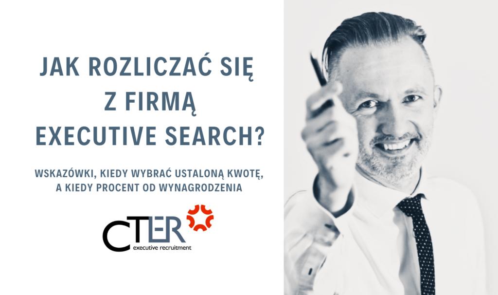 Executive Search wynagrodzenie